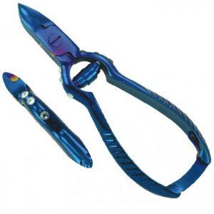 Nail Nipper Blue Coated (3c-8279)