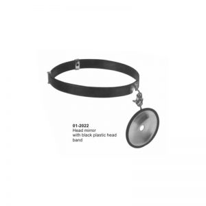 Head Mirror With Black Plastic Head Band