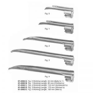 Blade For Miller Laryngoscope