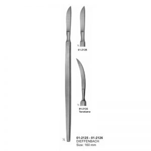 Diefenbach Tenotomes And Resection Knives
