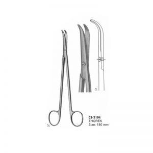 Thorek Neuro Surgery Scissors 180 mm