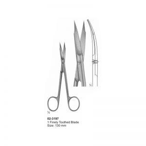Nasal Scissors 130 mm