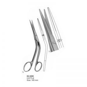 Cottle Delicate Scissor 165 mm