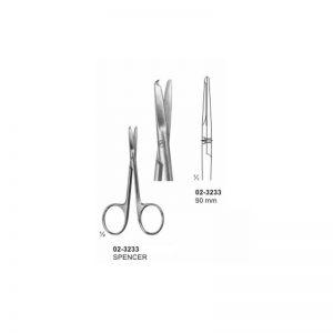 Spencer Ligature Scissor 90 mm