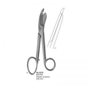 Bruns Plaster Scissor 235 mm