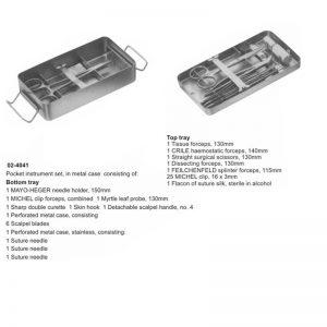 Pocket Instruments Set 45 Pieces