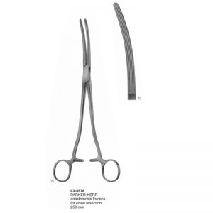 Parker-Kerr Anastomosis Forceps For Colon Resection 250 mm