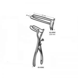 Sims Rectal Specula 235 mm