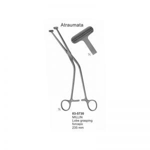 Millin Lobe Grasping Forceps Urinary Instruments 235 mm